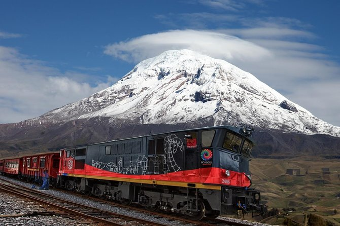 3-Day Private Tour to Cotopaxi, Baños & The Devil's Nose Train from Quito