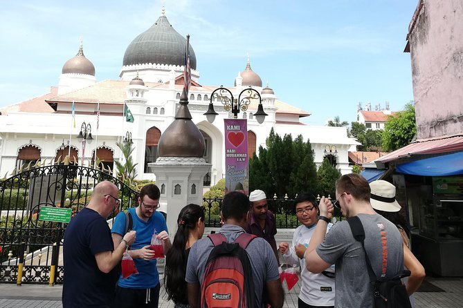 History Walk Around George Town
