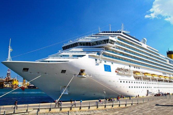 Transfer to the Cruise ports from your London accommodation