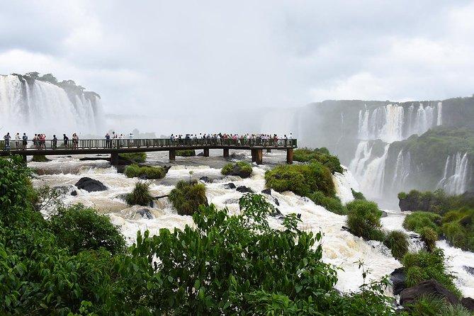 Iguazu Falls Brazilian side