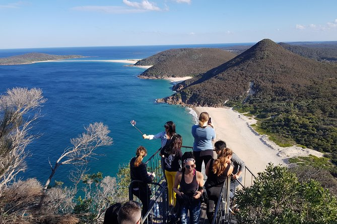 Port Stephens Day Trip | Sand Boarding | Dolphin cruise | Panoramic Hike | Lunch