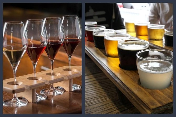 Private - Traverse City Winery OR Brewery Tour: Locations - Group's Choice