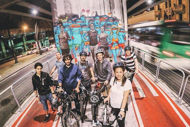 Night Ride - Bike Tour with Free Caipirinha