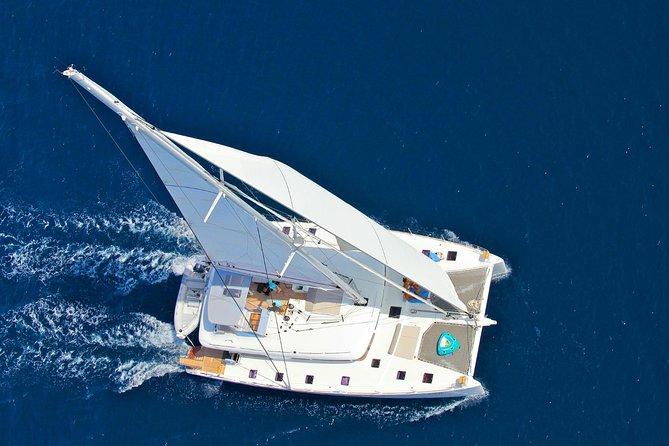 Premium Tortola dream 8 days catamaran cruise, inc. food