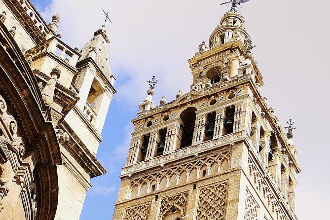 Cathedral & Giralda of Seville Small Group Tour