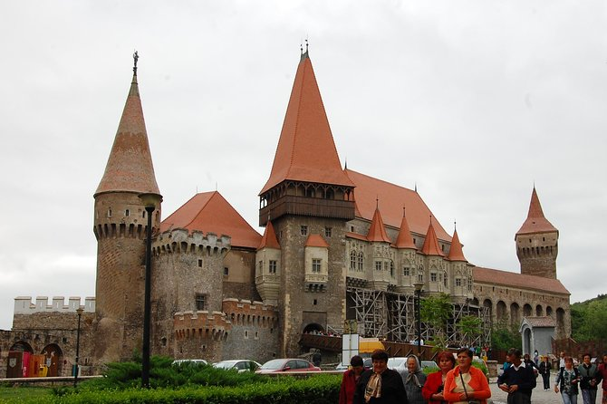 Corvin Castle day trip