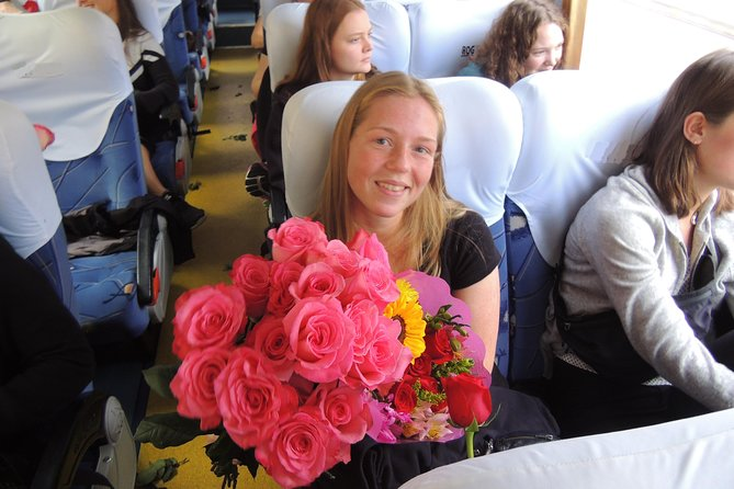 Full Day Roses and Otavalo Indian Market Tour