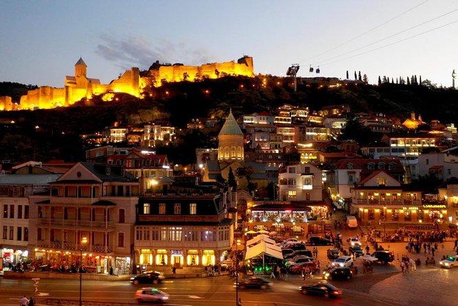 Tbilisi Old City Walking Tour