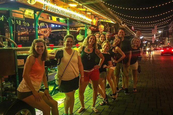 Chattanooga Guided Party Bike Tour