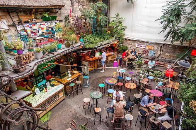 Budapest Best Ruin Bars