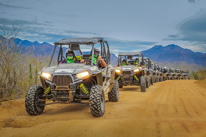 Off-Road 4X4 UTV Adventure with Lunch from Cabo San Lucas