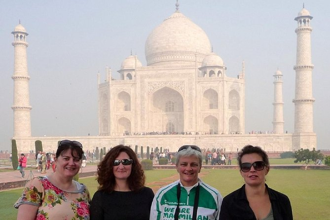 Taj Mahal & Agra Tour From Delhi By Fastest Train