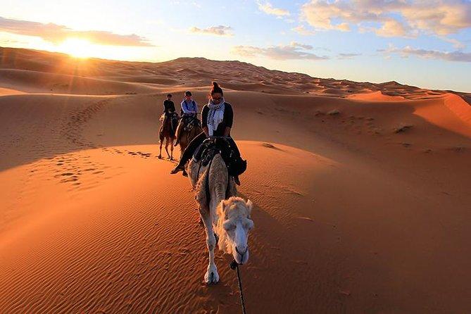 3 Days Sahara Tour From Agadir To Merzouga