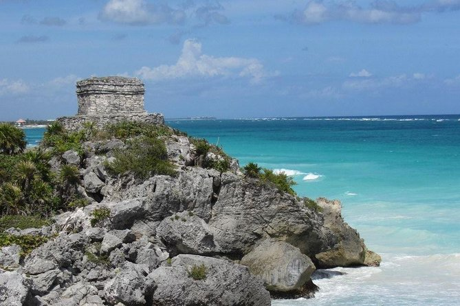 Tulum and Coba Private half day Tour including swimming in a Cenote