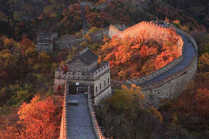 Small Group Tour: Mutianyu Great Wall & Optional Hongqiao Market Tour