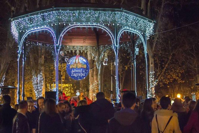 Christmas tale in Zagreb