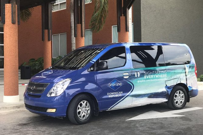 One Way Private Transfer from Punta Cana to Santo Domingo City