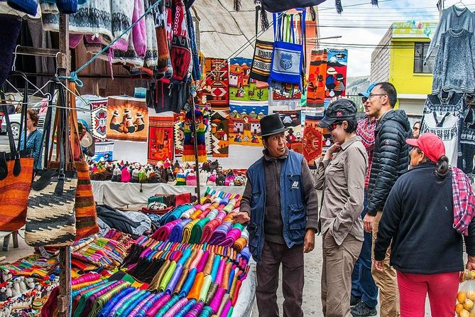 Private Full Day -Trip To Otavalo and surroundings