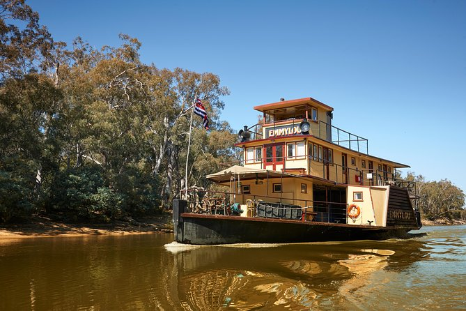 4 Day Bendigo Balgownie Winery Retreat & PS Emmylou Cruise Package