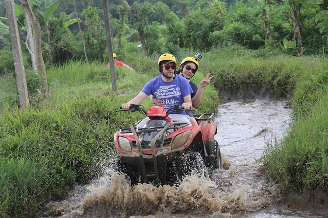 Bali ATV Ride and Kintamani Volcano Tour Packages : Best Quad Bike Trip