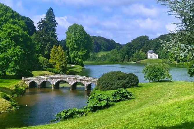 Stourhead Gardens & Sublime England from Bath for 2-8 curious adventurers