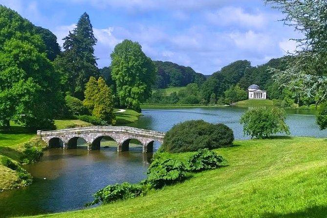 Extraordinary Gardens & Medieval Marvels - Stourhead & Wells