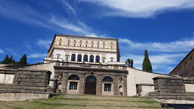 The Renaissance Gardens tour: Palazzo Farnese and more