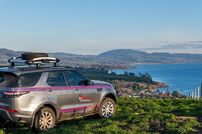 Kahukiwi Experiences Luxury 4WD 3hour Guided Maori Tour