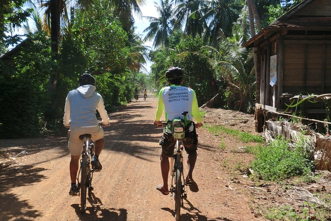 Local Livelihood Full Day Bike Tour in Battambang