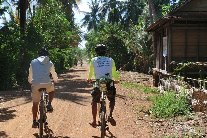 Ride in the Countryside Full Day Bike Tour in Battambang