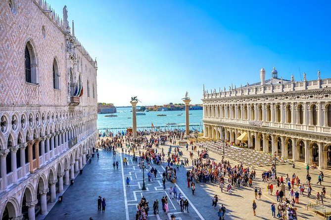 Venice Semi-Private Tour of Doge's Palace and Saint Mark's
