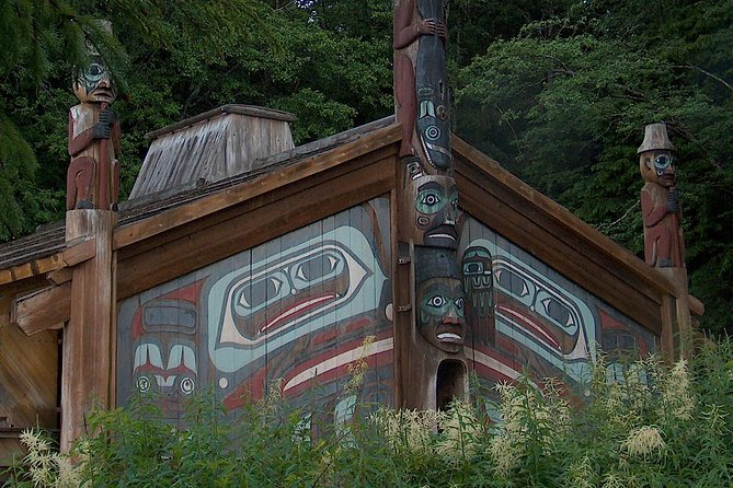 Ketchikan Totem Pole and City Tour