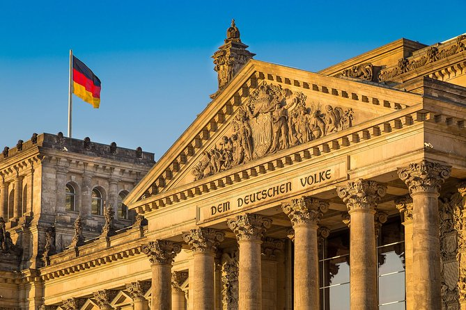 Expert Led Private Intro to Berlin Tour