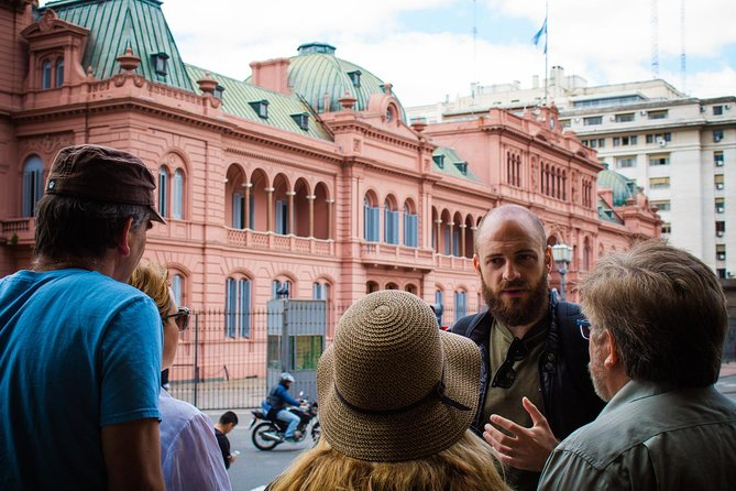 Expert Led Private Intro to Buenos Aires Tour