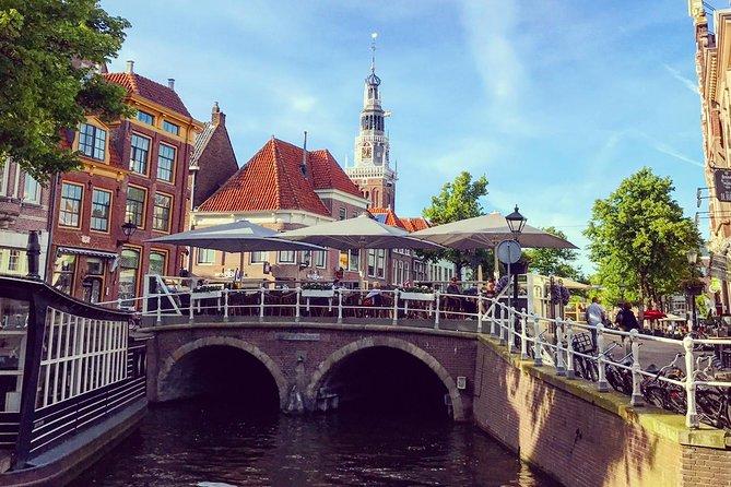 Small Group Alkmaar City Walking Tour