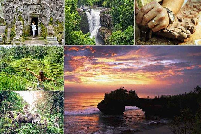 Private Tour: Best Ubud Tanah Lot Tour