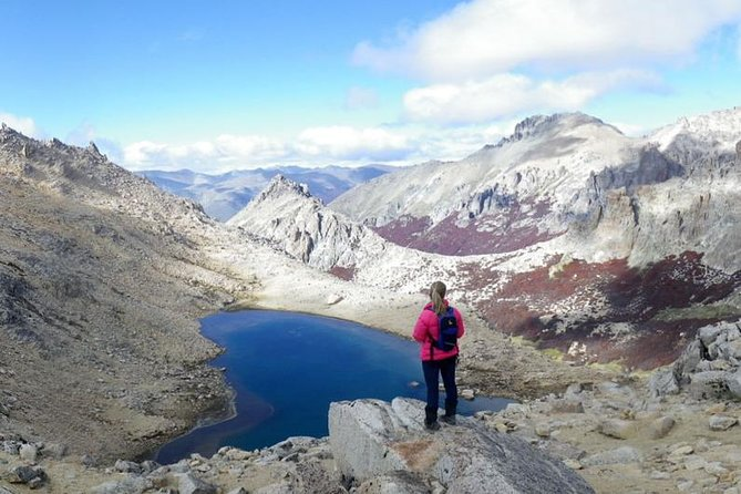 Frey Refuge by Catedral summit Full Day Trekking