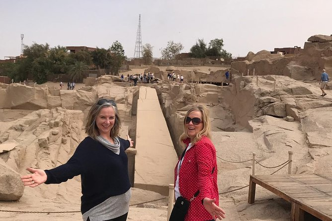 Aswan Day Tour and Nubian Village from Luxor by Car including Lunch