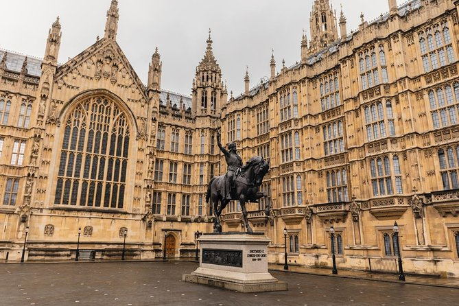 Behind-the-Scenes Houses of Parliament Guided Tour