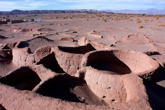 San Pedro de Atacama: Half day archaelogical Tour to Quitor and Tulor