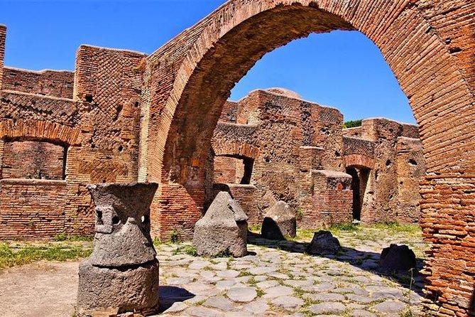 Small group tour Ostia Antica the secret ruins of Rome