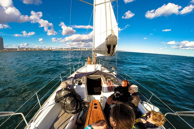 Escape Room & Sailing Experience Barcelona from Port Vell