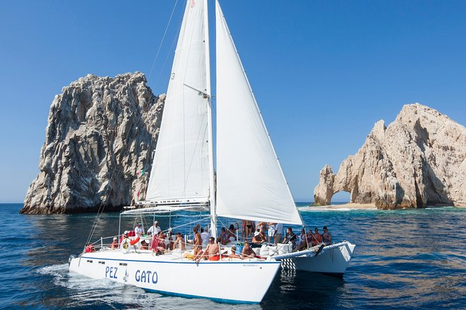 Snorkeling Cruise in Los Cabos aboard the Pez Gato