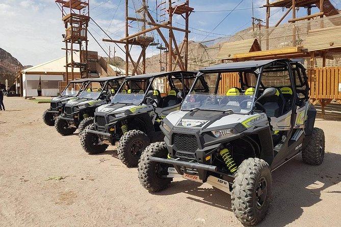 Farm Razor Quad Trip in Eilat