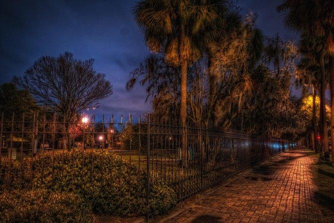 Colonial Park Gates