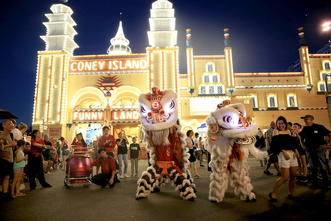 Lunar New Year at Luna Park