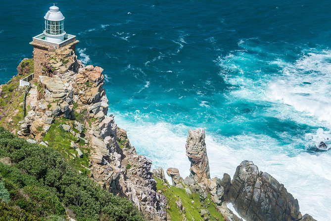 Excursão de Cape Point e Pinguins da Praia de Boulders da Cidade do Cabo