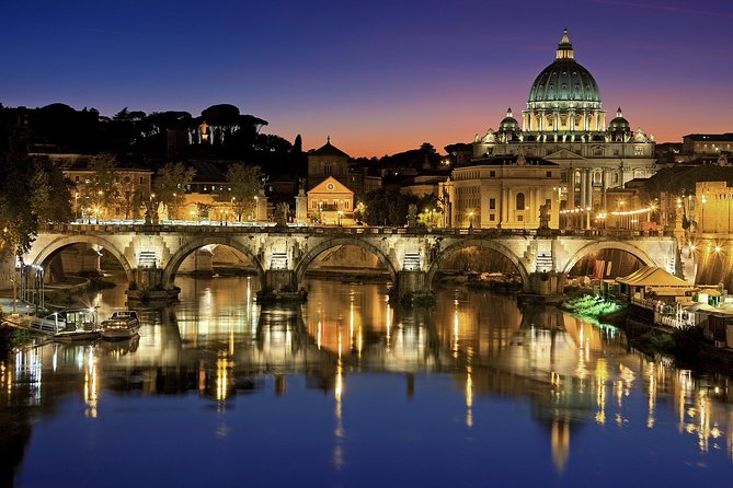 Vatican at Night: Sistine Chapel & Vatican Museums (Vatican Private Tour)