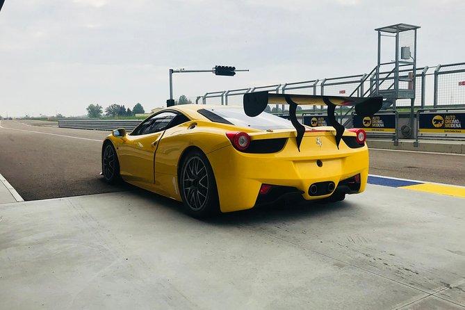 Test Drive Ferrari Maranello and Modena: road + racetrack
