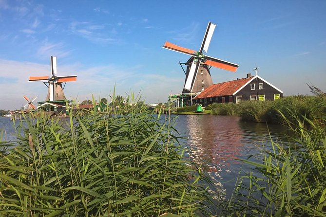 Zaanse Schans Small-Group Half-Day Tour from Amsterdam